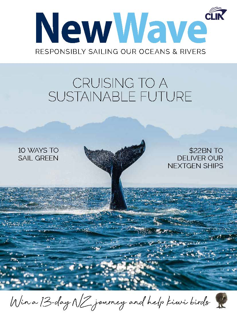 The cruise industry's commitment to sustainability is being showcased in a new consumer-focused publication released today (Oct.2) by Cruise Lines International Association (CLIA)